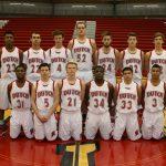 Boys Basketball Shares OK Green Title