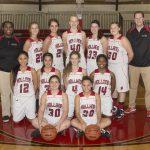Varsity Girls Basketball Earns Academic Award