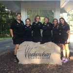 Holland High School Girls Varsity Golf finishes 4th place