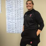 Holland High School Girls Varsity Golf falls to Midland High School 139-180