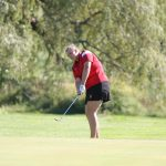Bosman Competes at MHSAA Golf Finals