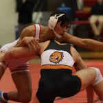 Choummanivong Qualifies for Wrestling Finals