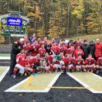 Varsity Boys Soccer Wins State Championship!