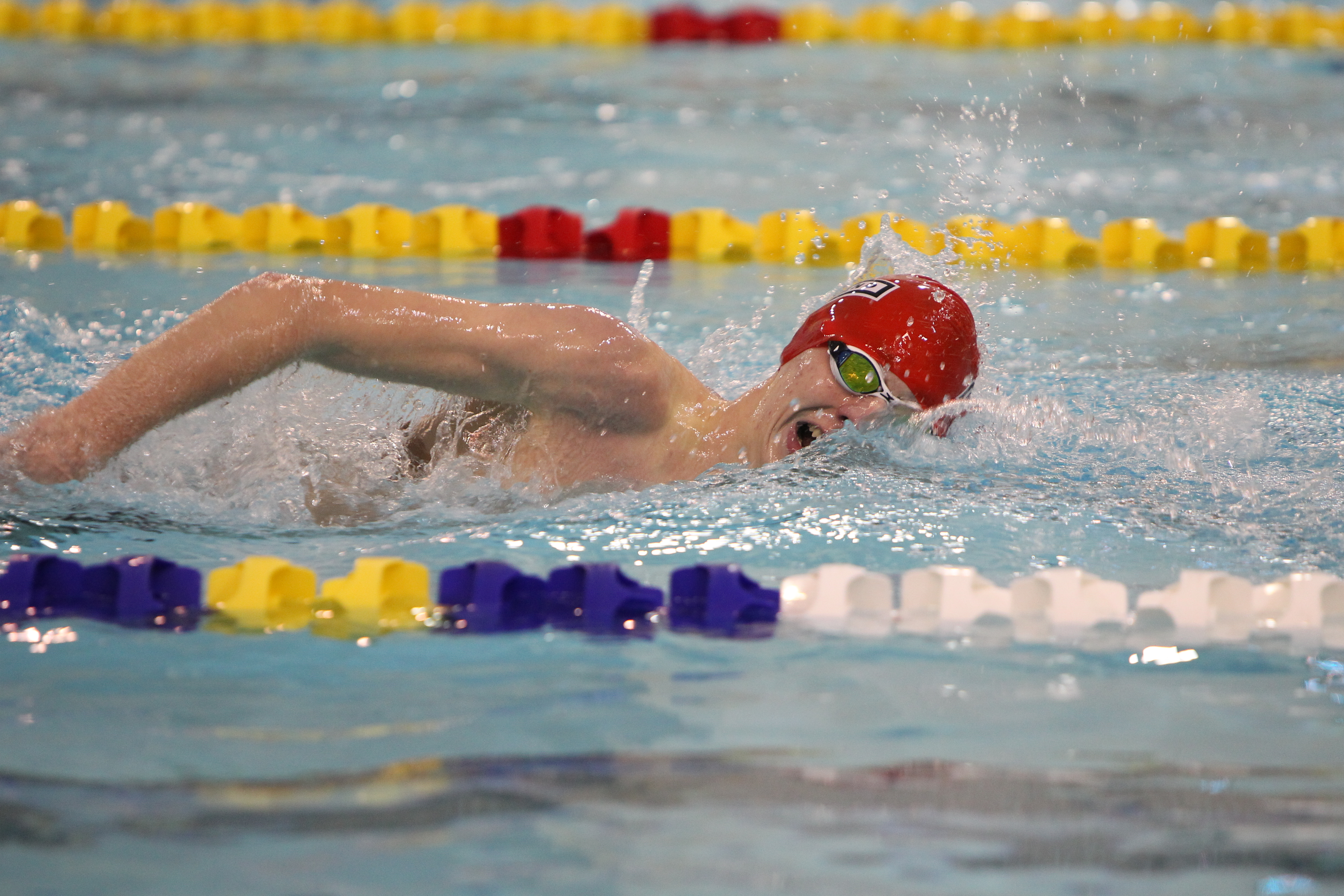 Dutch Swimmers Qualify for State Finals!