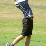 Gray Qualifies for District Golf Tournament