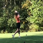 Unger Qualifies For District Golf Tournament