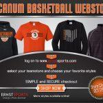 Fundraiser Webstore
