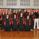 Swimmers Compete in Shawnee Invite