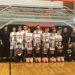 8th Grade Boys Basketball Wins CCC