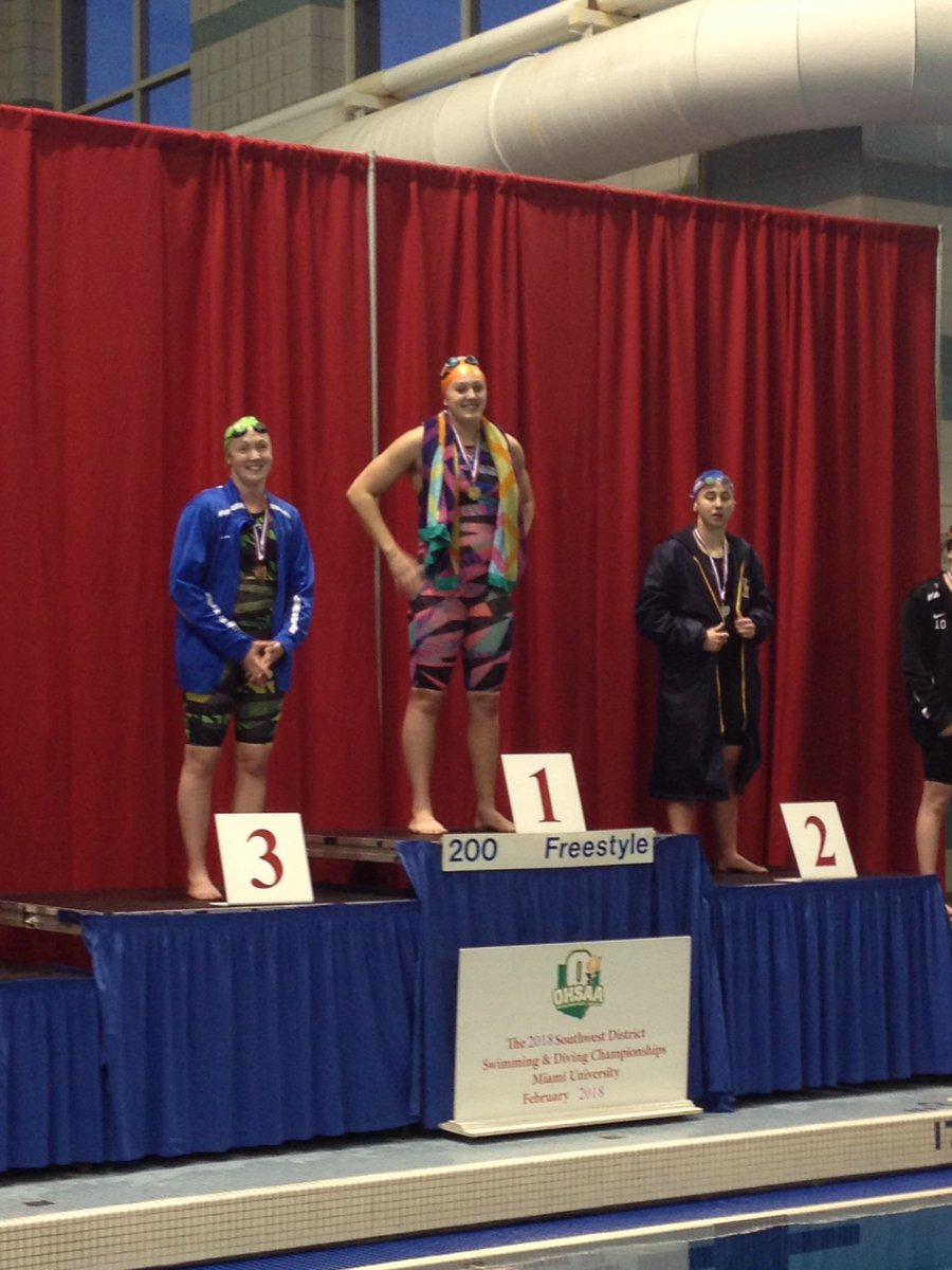 Gable Sets Meet Record – Qualifies for State