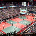 Hoffman Advances to Day 2 of State Championships