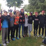 Congrats to our Boys Cross Country Team on a great season!