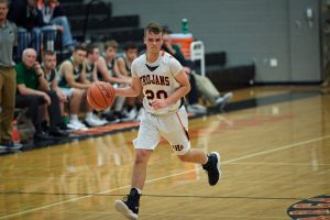 Arcanum vs Greenville Boys Basketball