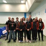 Swim Team competes at Home