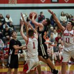 Arcanum vs TVN Boys Basketball