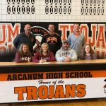 Kaylee Wilcox signing Day!