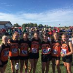 Girls Cross Country Team Qualifies for Regionals First Time Since 2005