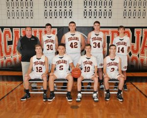 2019-2020 Arcanum HS Winter Sports Teams