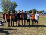Boys Varsity Cross Country finishes 1st place at Covington Invitational