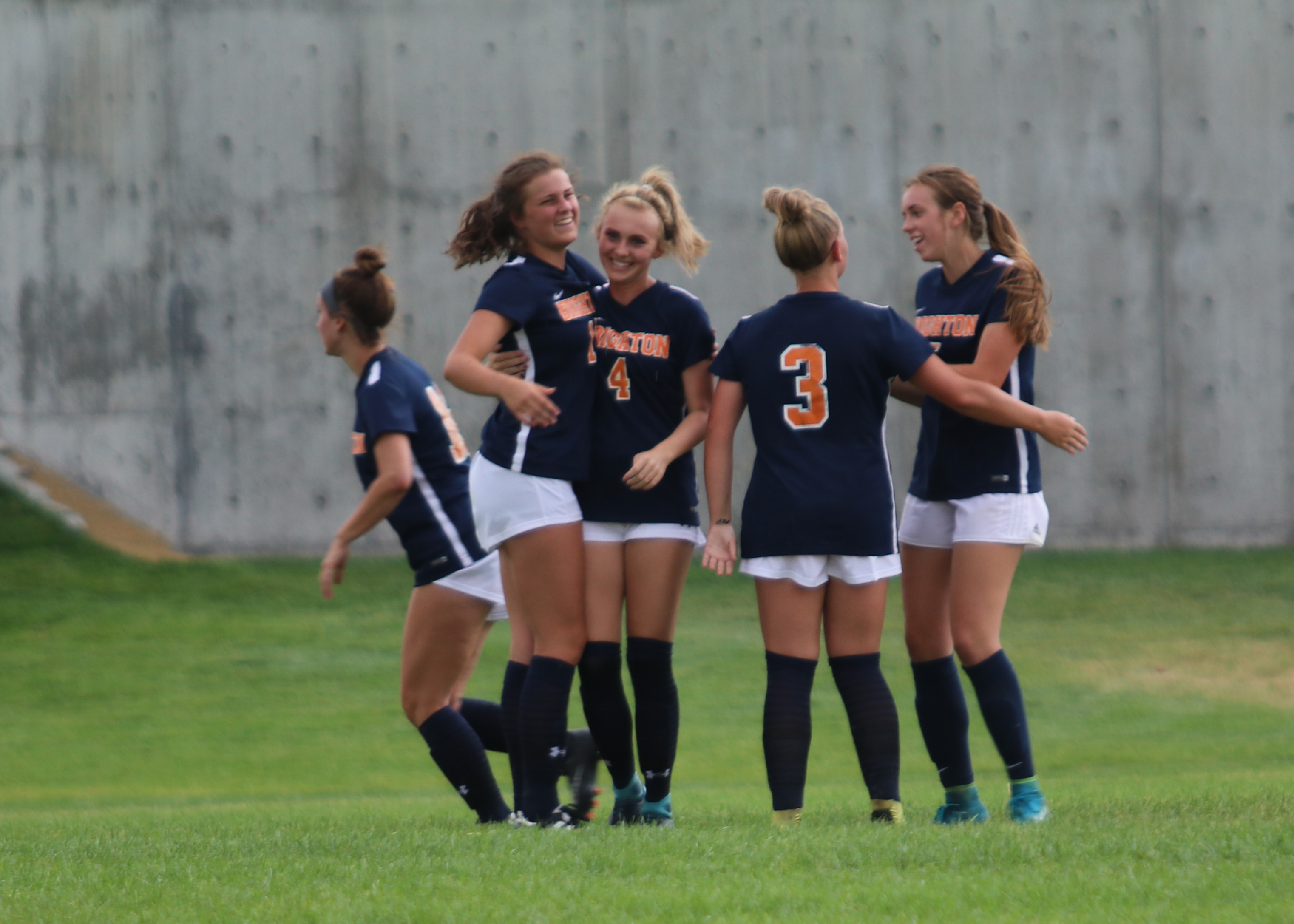 Girls Soccer now 5-0 with win over Olympus