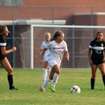 Girls JV Soccer beats Highland, 3-0, on Aug. 24, 2018