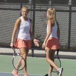 Photos from Day 1 of Region 7 Tennis tournament