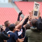 Soccer wins state championship, 3-2, over Olympus