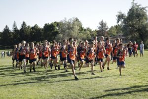 Cross Country Pre-Region at Big Cottonwood Park
