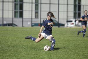Girls Soccer (3-1-1) highlights