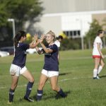 Girls soccer: Fresh/Soph vs East 9/11/19