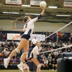 Bengals take Senior Night momentum into volleyball playoffs