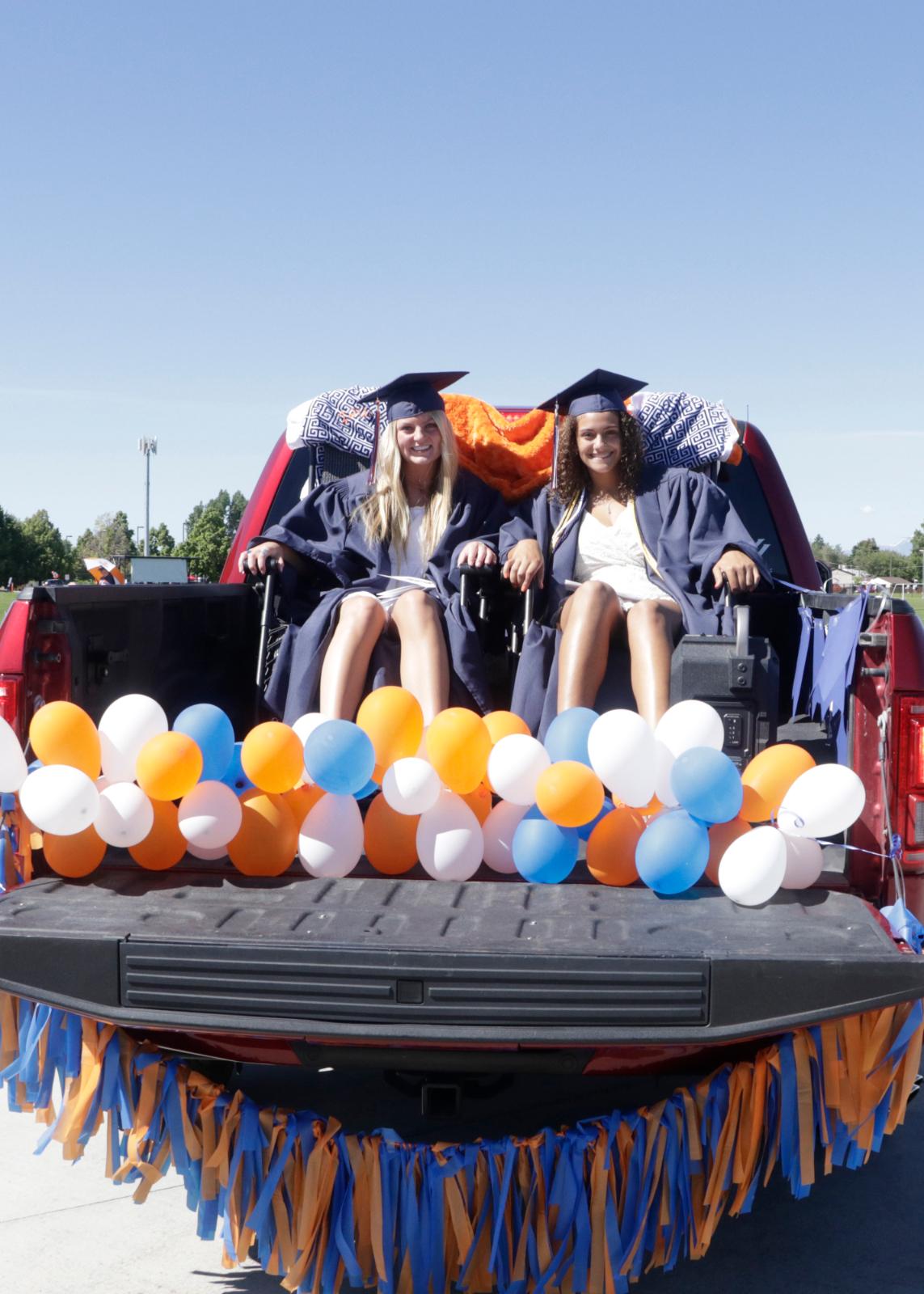 Graduation 2020: Parade