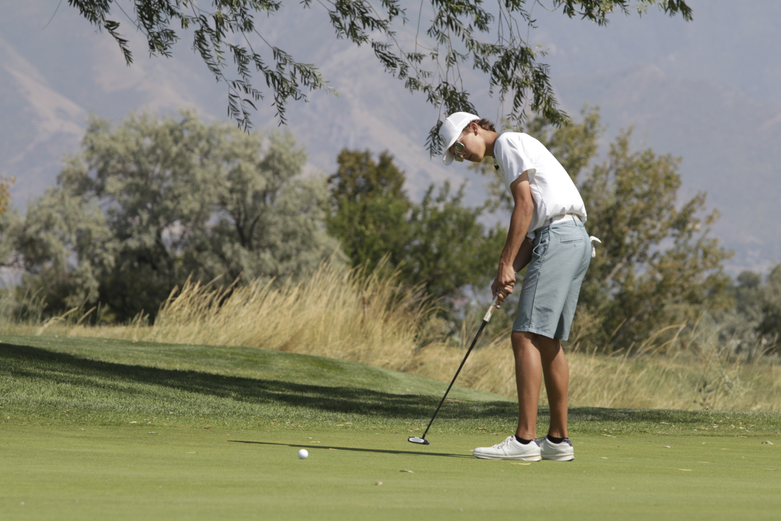 Brighton tees off at Bonneville on Aug. 31
