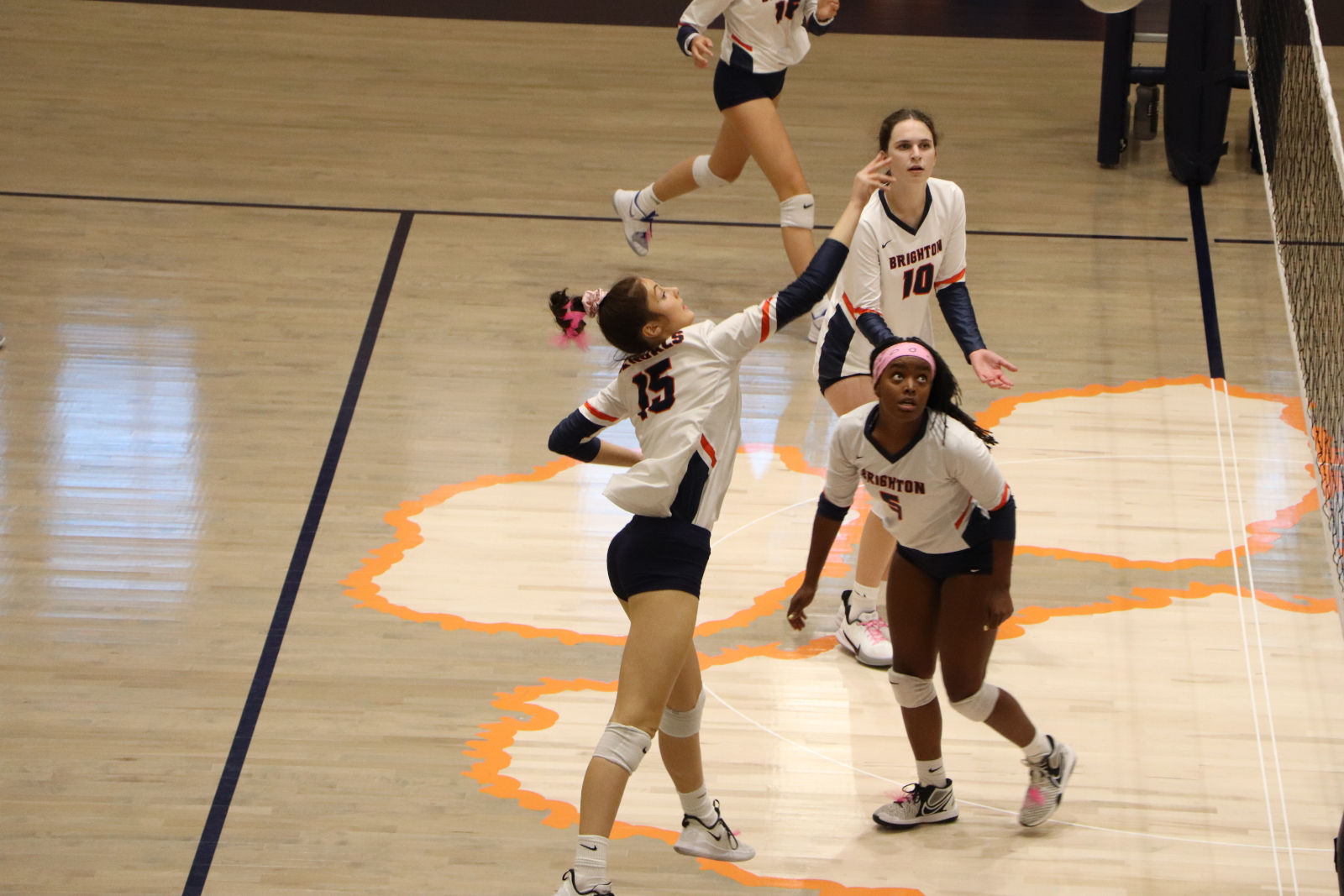 10/20 Volleyball vs Hillcrest LIVE