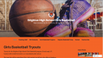 BRIGHTON GIRLS BASKETBALL TRYOUTS 2020-21