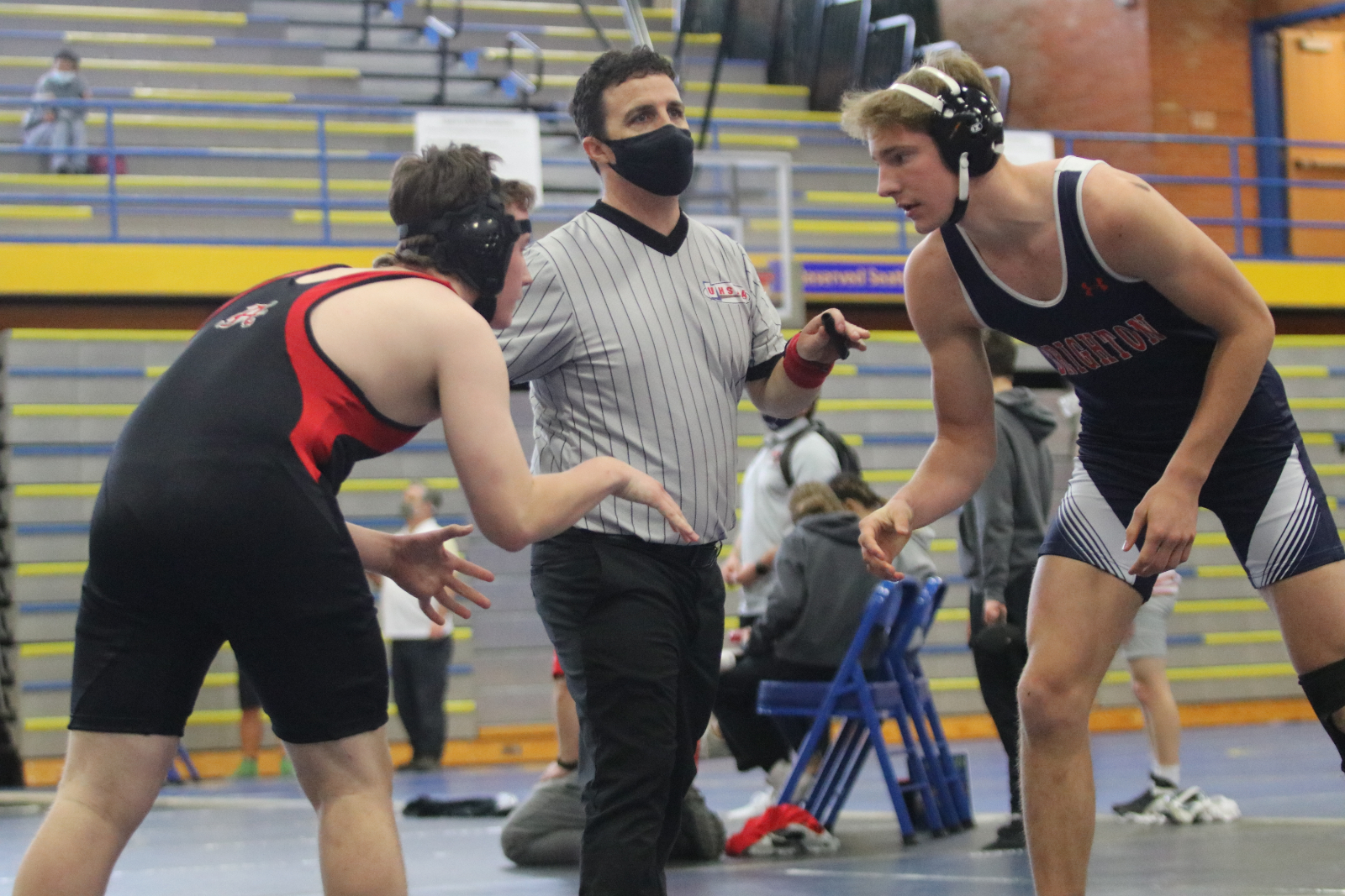 LIVE: Wrestling Tri-Dual with East and Highland