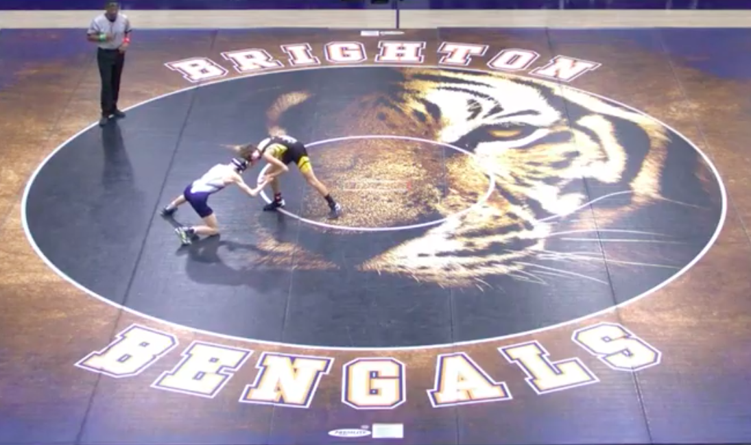 LIVE: Wrestling vs. Cottonwood and Murray