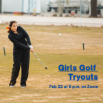 Girl's Golf Tryouts