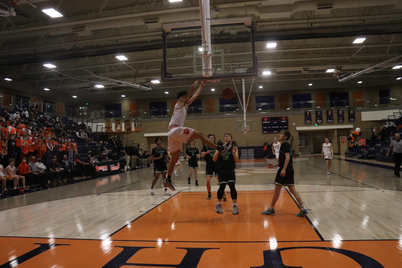 SENIOR NIGHT: Boys Basketball vs. Hillcrest