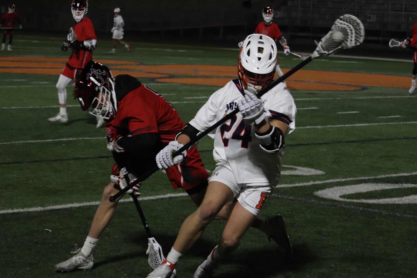Watch LIVE: Boys Lacrosse home games