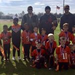 Flag Football – DRVYFL Runner-Up 2017