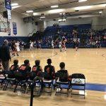 Boys Middle School Basketball beats Forrest 34 – 24