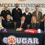 Zach Stephens signs with Roane State to play Baseball