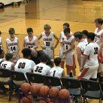 Boys Middle School Basketball beats Community 46 – 39