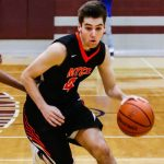 Boys Varsity Basketball falls to Eagleville 60 – 59