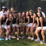 Girls Tennis Wins Region Championship