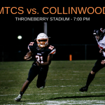 Cougars Host Collinwood in the Season Opener