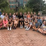 HS Cheerleaders Race to Benefit Charity 5K