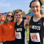 MTCS Cross Country Competes in the Voyles Classic