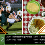 Homecoming 2018 – MTCS vs. Ezell-Harding
